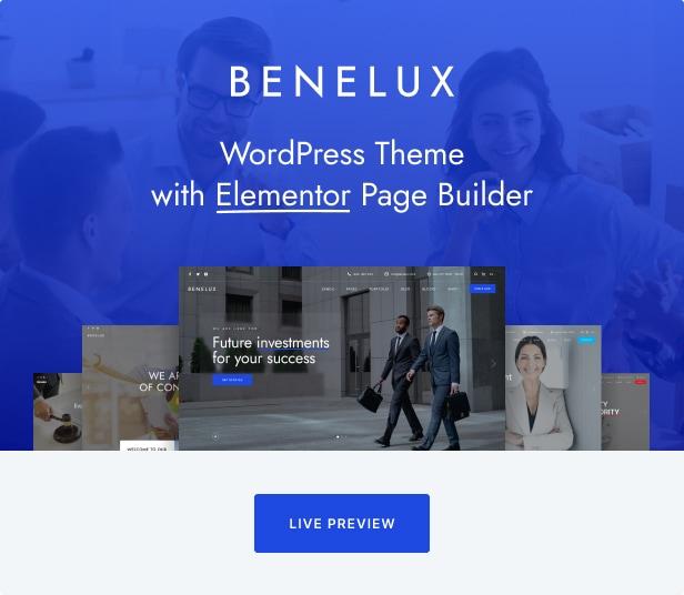 Benelux Intro